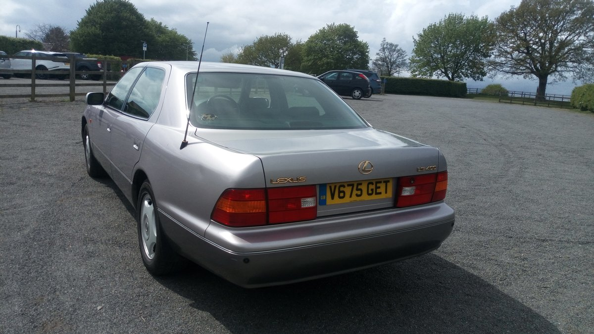1999 lexus ls400 4.0 v8 290bhp For Sale (picture 3 of 6)