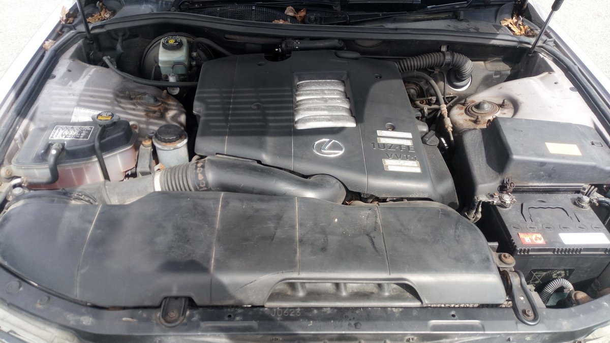 1999 lexus ls400 4.0 v8 290bhp For Sale (picture 6 of 6)