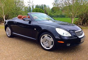 Picture of 2005 LEXUS SC430 CONVERTIBLE SEATS 4 - PURE CLASS - PX ? SOLD