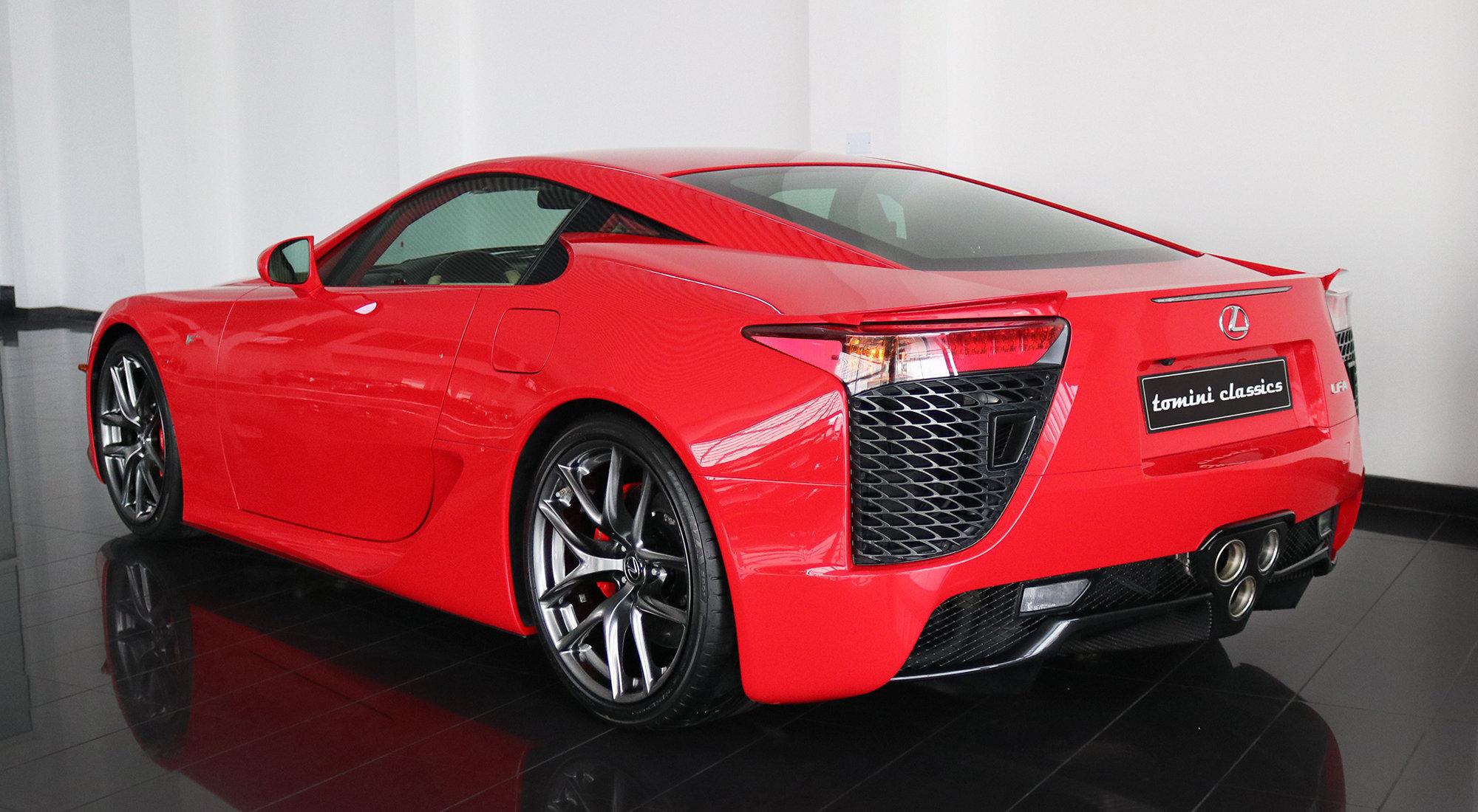 Lexus LFA (2012) For Sale (picture 3 of 6)