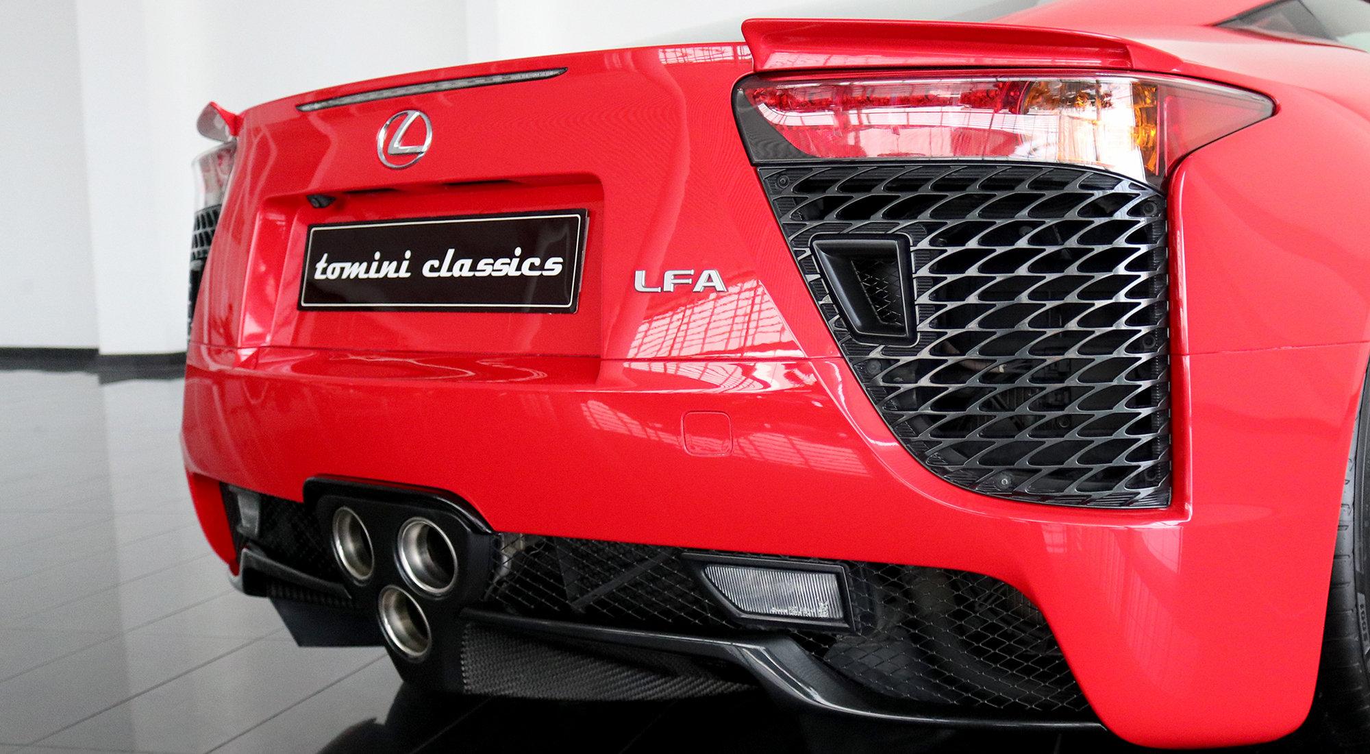 Lexus LFA (2012) For Sale (picture 6 of 6)