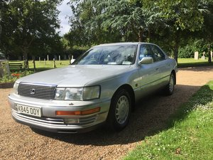 1992 Exceptional  Lexus  LS400 For Sale