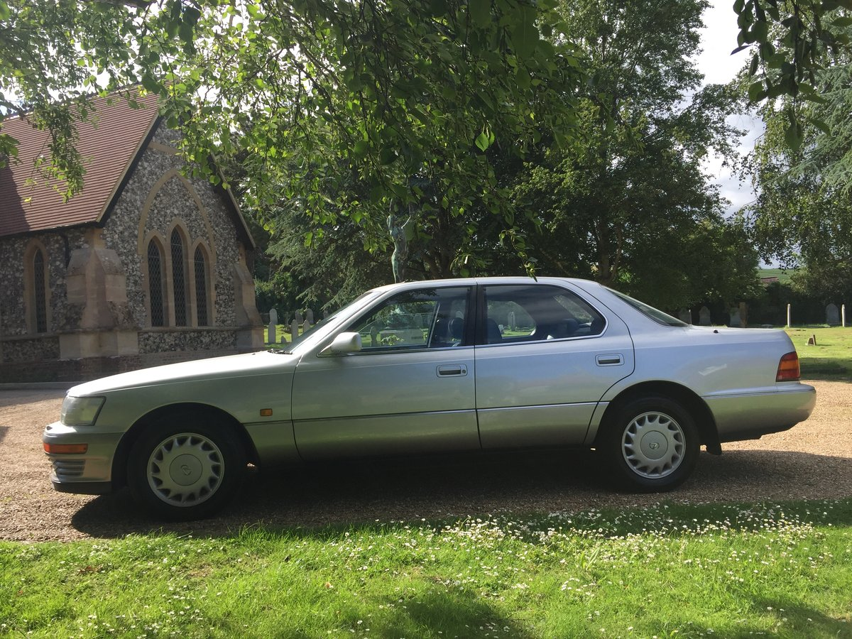 1992 Exceptional  Lexus  LS400 For Sale (picture 2 of 6)