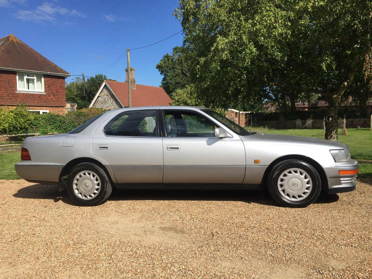 1992 Exceptional  Lexus  LS400 For Sale (picture 3 of 6)