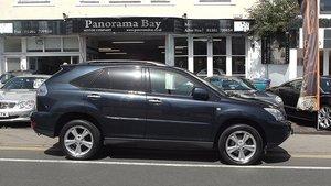 2009 LEXUS RX400H HYBRID Ltd Edt EXEC CVT 5 DOOR 4WD SE-L SUV For Sale