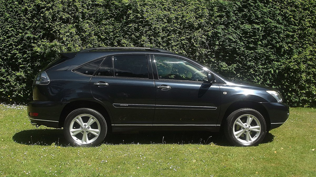 2009 LEXUS RX400H Ltd HYBRID EXEC CVT 4 DOOR 4WD ESTATE For Sale (picture 2 of 6)