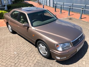 1997 STUNNING LOW MILEAGE 2 OWNER LEXUS LS400! For Sale
