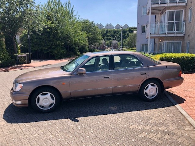 1997 STUNNING LOW MILEAGE 2 OWNER LEXUS LS400! For Sale (picture 3 of 6)