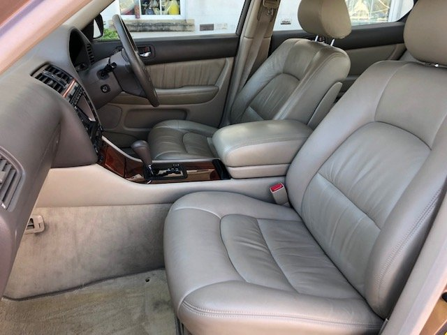 1997 STUNNING LOW MILEAGE 2 OWNER LEXUS LS400! For Sale (picture 4 of 6)
