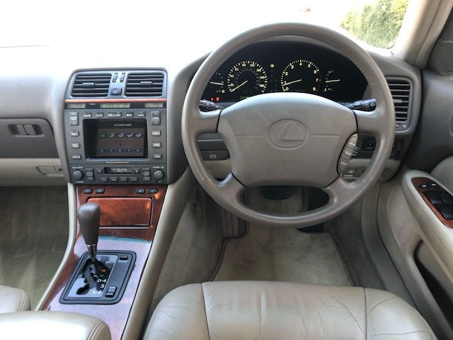 1997 STUNNING LOW MILEAGE 2 OWNER LEXUS LS400! For Sale (picture 6 of 6)