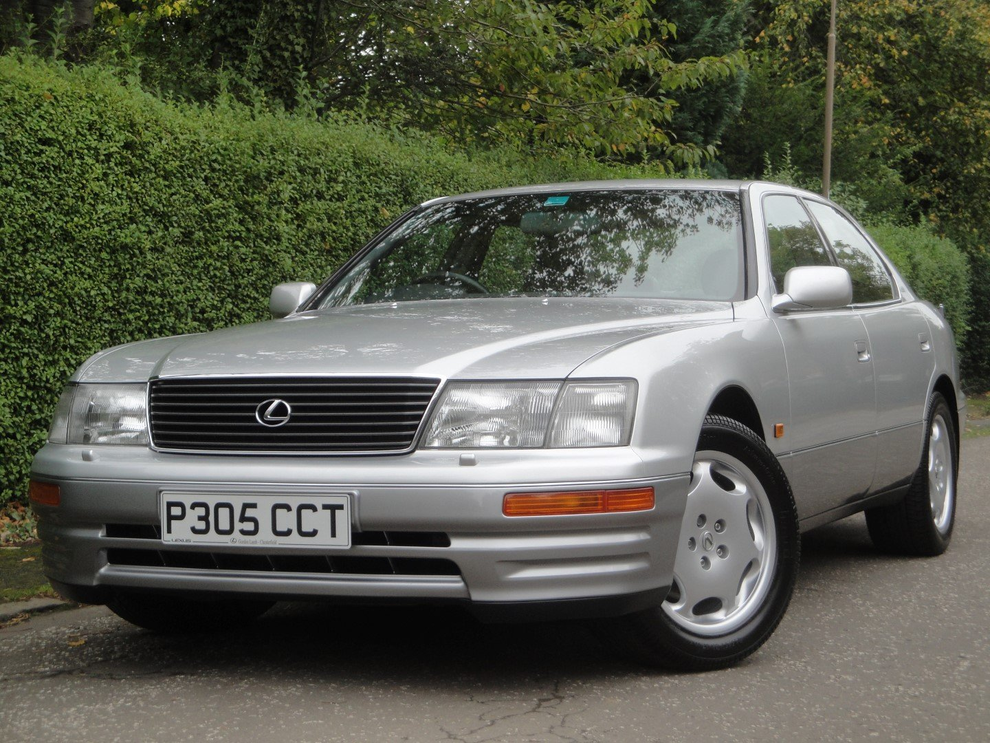 1997 Lexus LS400 Immaculate Low Mileage For Sale (picture 1 of 6)