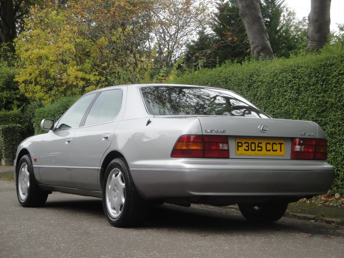 1997 Lexus LS400 Immaculate Low Mileage For Sale (picture 2 of 6)