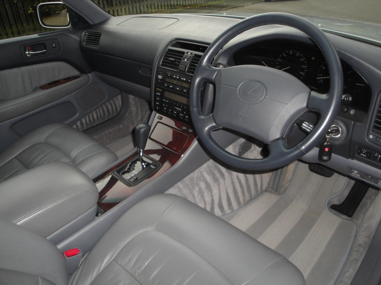 1997 Lexus LS400 Immaculate Low Mileage For Sale (picture 3 of 6)