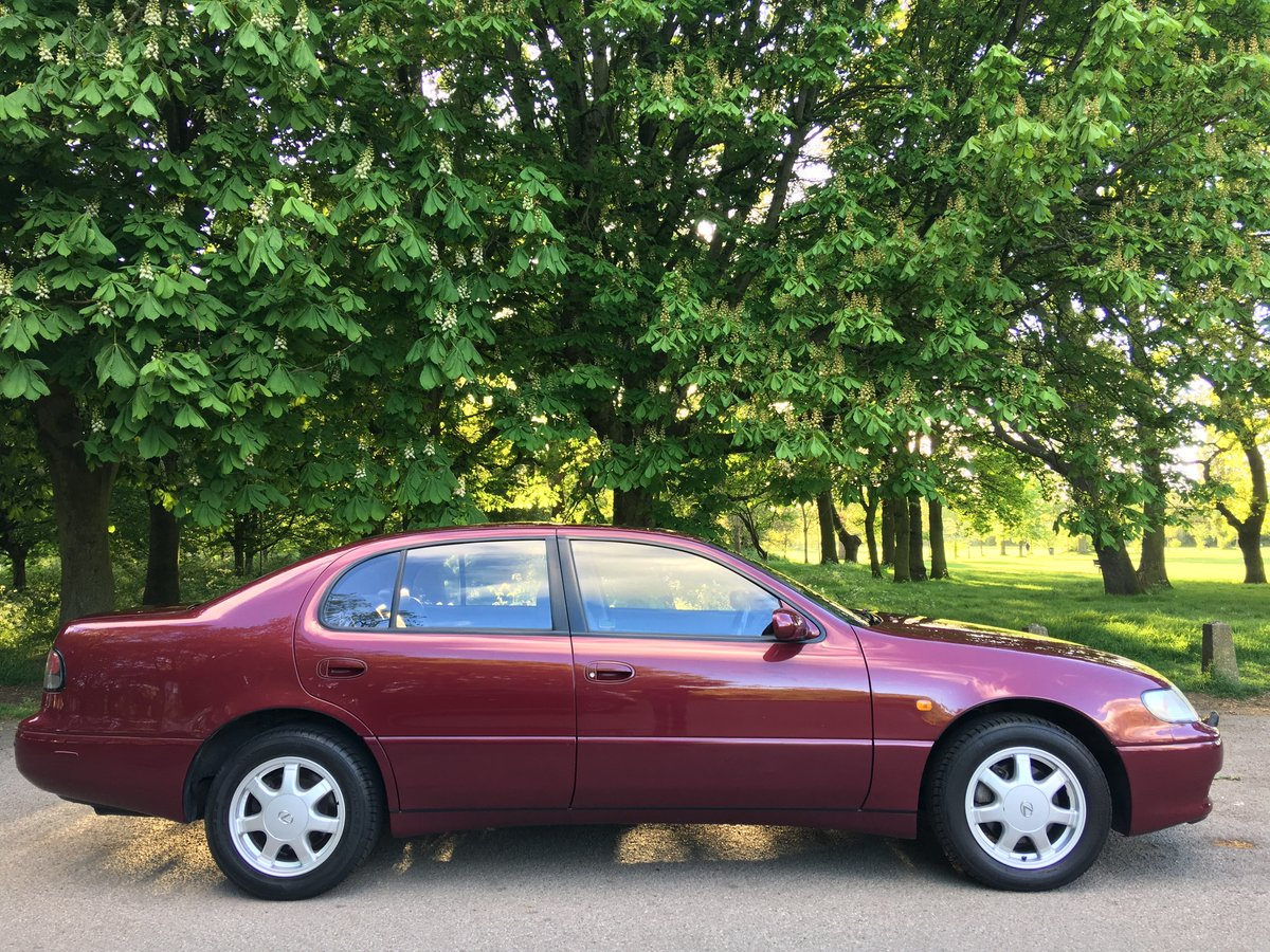 Lexus Gs300 1997 only 39,000 miles one owner For Sale   Car