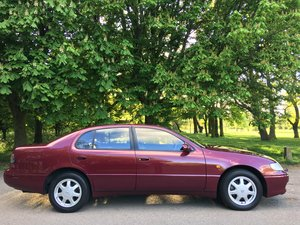 Lexus Gs300 1997 only 39,000 miles one owner  For Sale