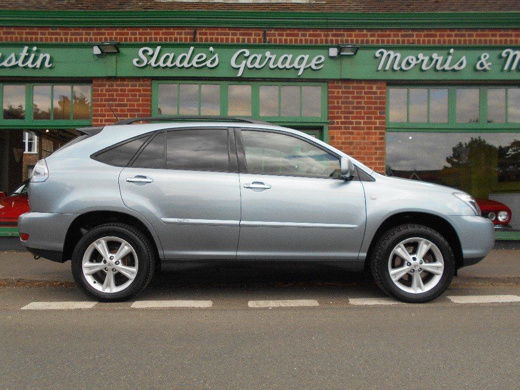 2008 Lexus RX 400H 3.3 SE-L  SOLD (picture 1 of 4)