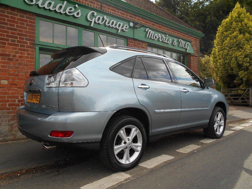 2008 Lexus RX 400H 3.3 SE-L  SOLD (picture 3 of 4)
