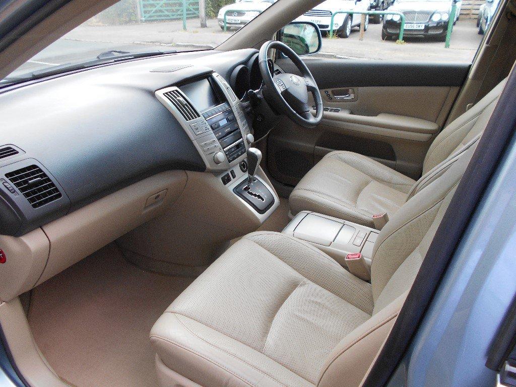 2008 Lexus RX 400H 3.3 SE-L  SOLD (picture 4 of 4)