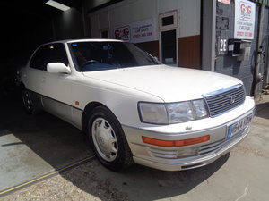 1994 Lexus LS400 - 73,000 mls - stunning 4.0 V8  !! For Sale