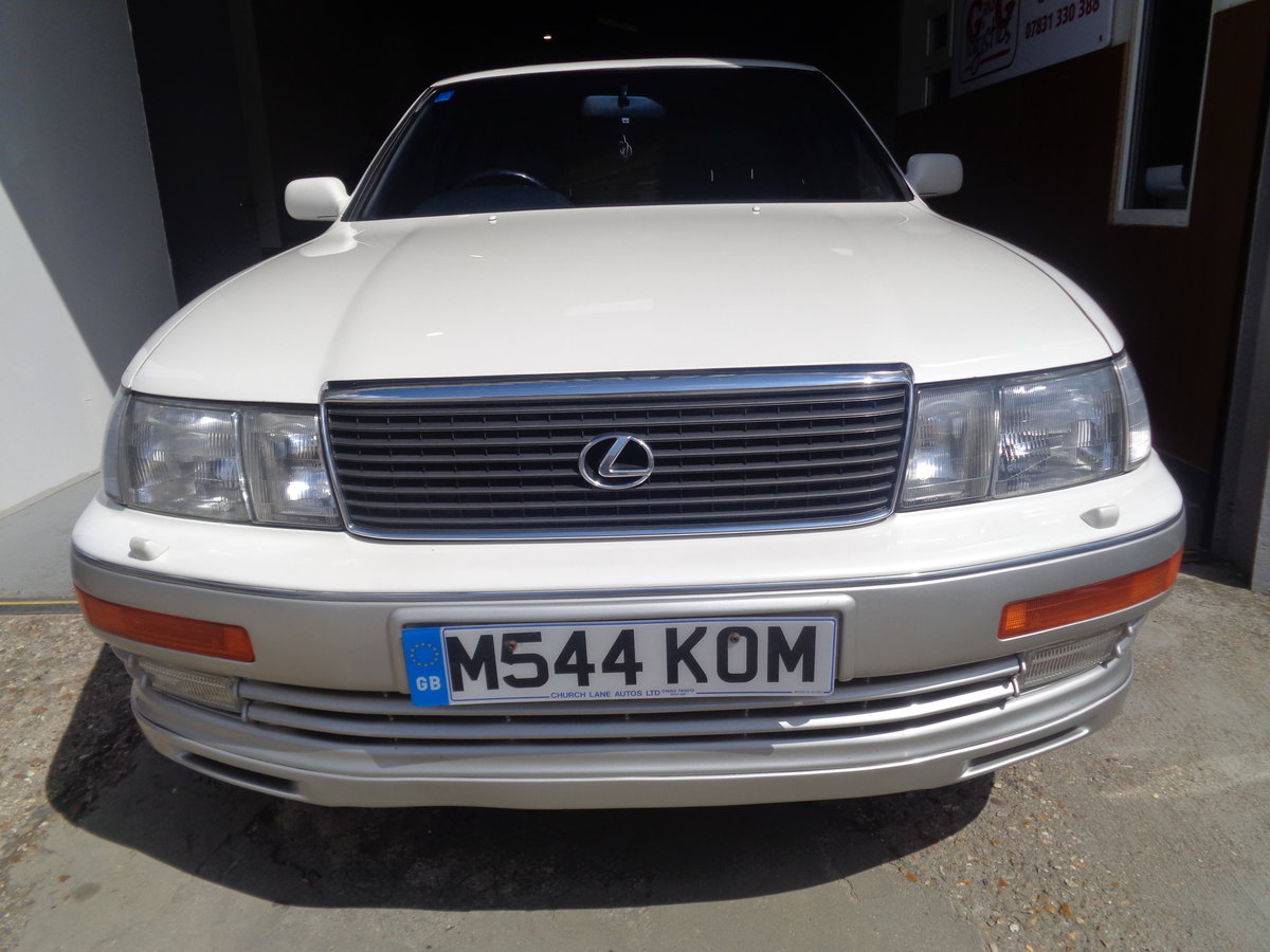 1994 Lexus LS400 - 73,000 mls - stunning 4.0 V8  !! For Sale (picture 2 of 6)