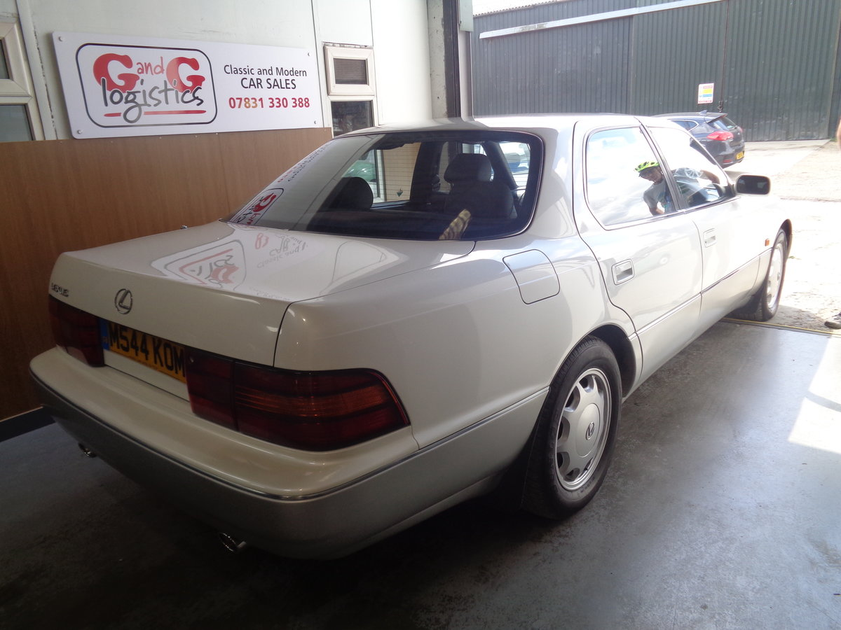 1994 Lexus LS400 - 73,000 mls - stunning 4.0 V8  !! For Sale (picture 3 of 6)