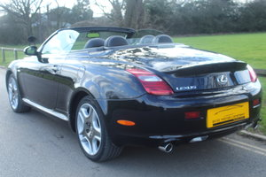 2007 Lexus SC 430 Convertible Beautiful