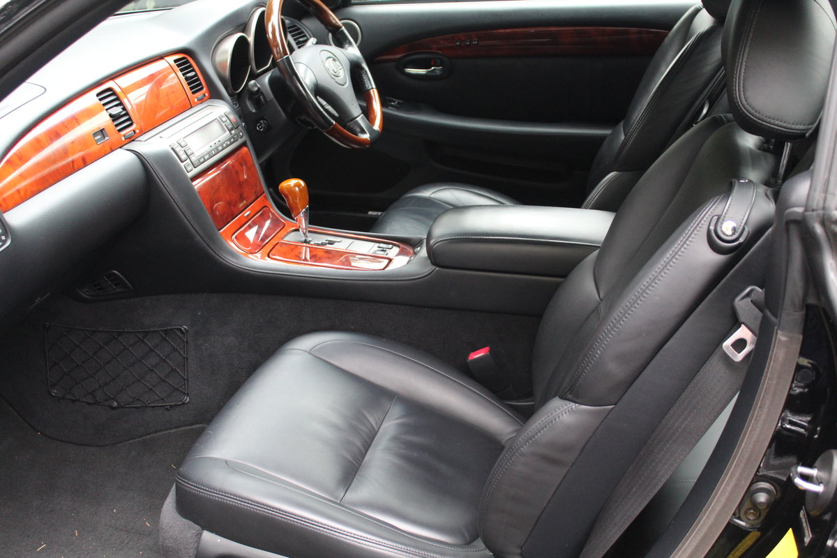 2007 Lexus SC 430 Convertible Beautiful  For Sale (picture 4 of 6)