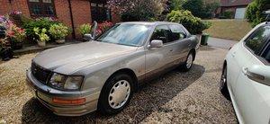 1997 Lexus LS400 one owner FSH superb throughout