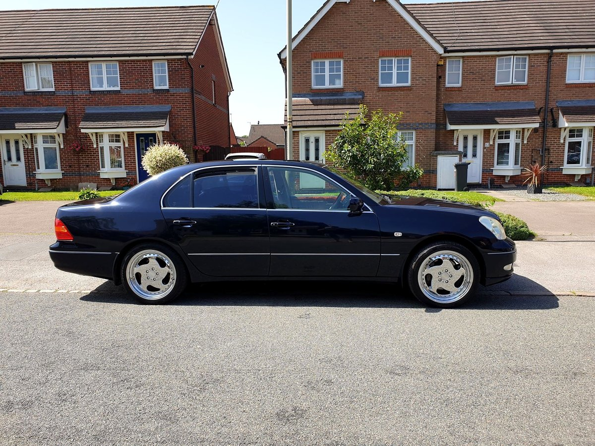 2002 Lexus Ls 430 president top spec For Sale (picture 2 of 6)