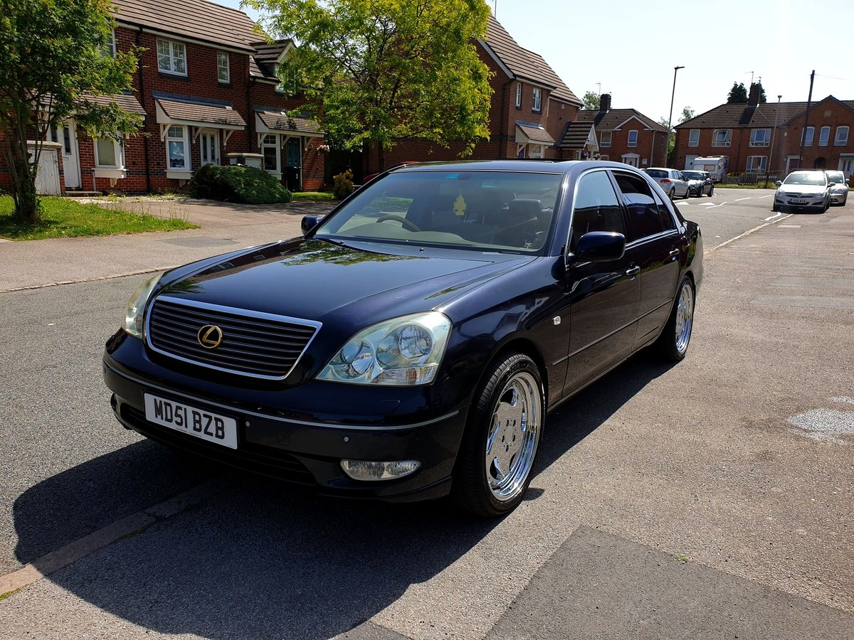 2002 Lexus Ls 430 president top spec For Sale (picture 3 of 6)