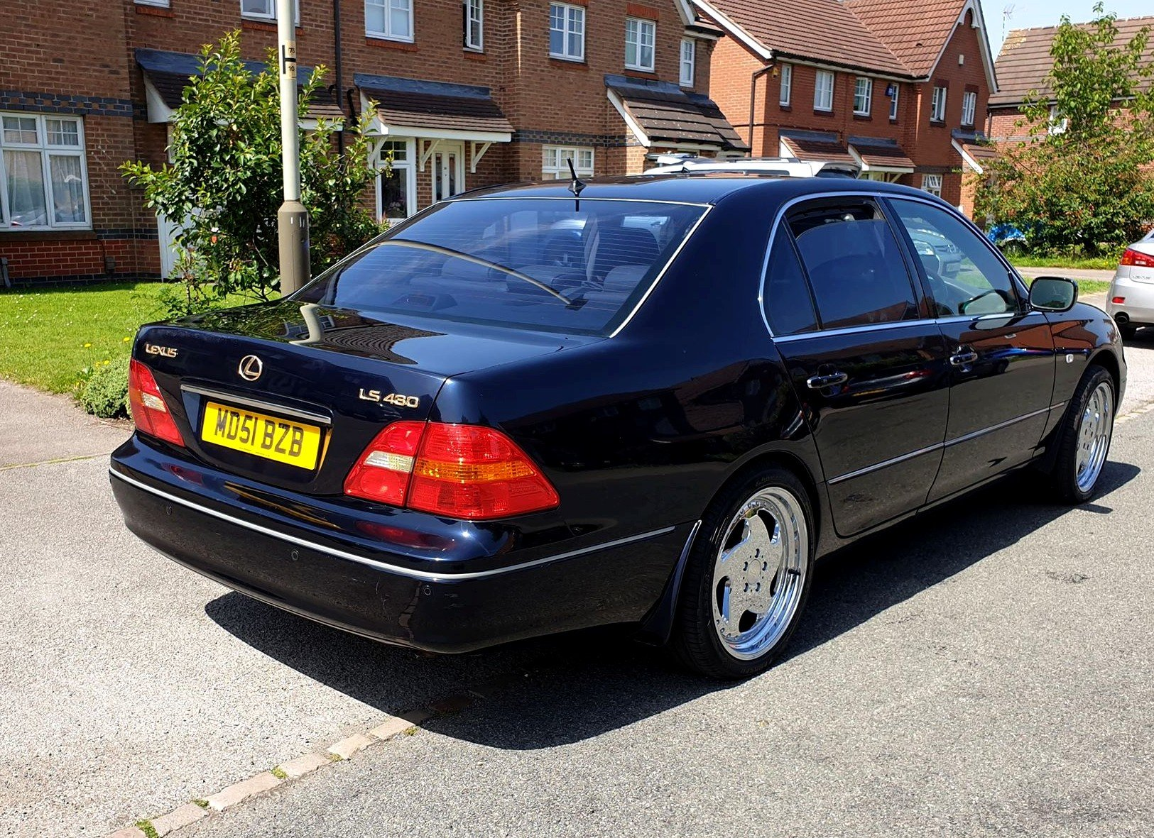 2002 Lexus Ls 430 president top spec For Sale (picture 4 of 6)