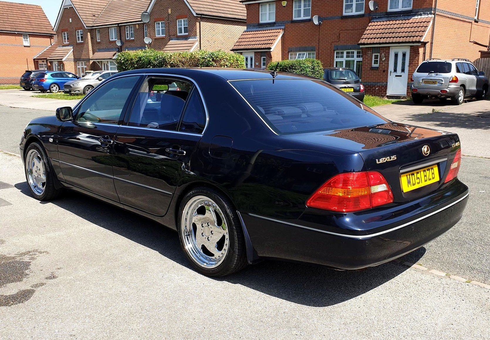 2002 Lexus Ls 430 president top spec For Sale (picture 5 of 6)