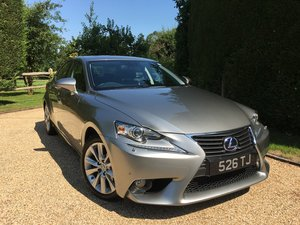 2013 Lexus IS 300h Auto Navigation