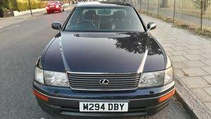 1995 Lexus LS400 122k miles 12 months MOT
