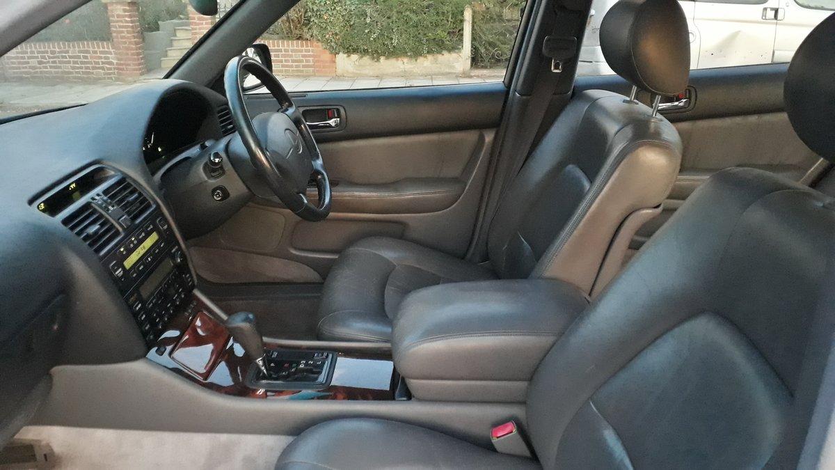 1995 Lexus LS400 122k miles 12 months MOT SOLD (picture 4 of 6)