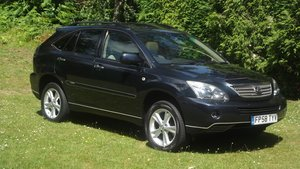 2009 LEXUS RX400H Ltd EXEC CVT 4 DOOR 4WD ESTATE For Sale