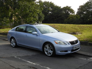 2006 Lexus GS450H SE-L CVT Wood Pack Hybrid  SOLD
