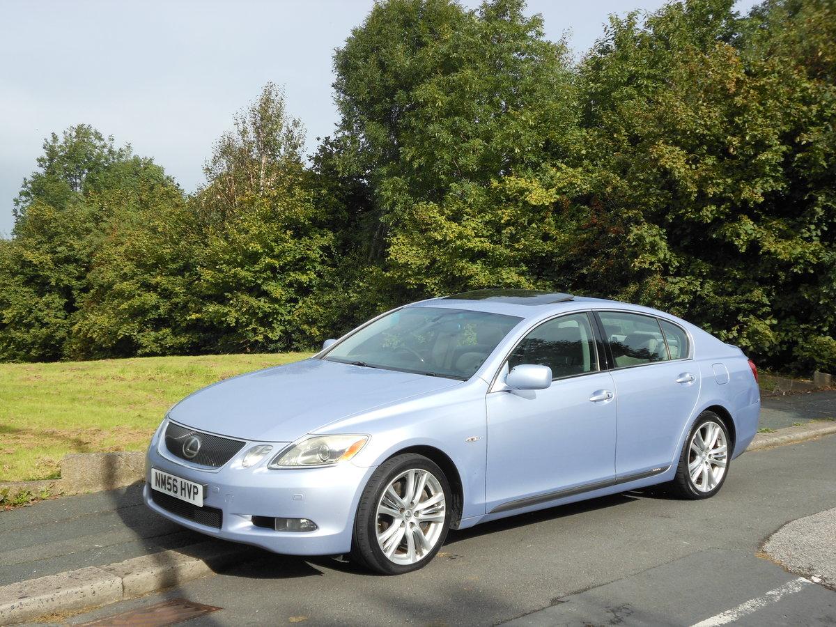 2006 Lexus GS450H SE-L CVT Wood Pack Hybrid  SOLD (picture 4 of 6)