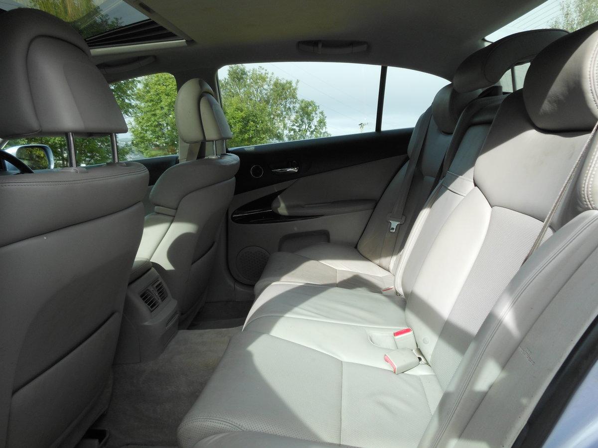 2006 Lexus GS450H SE-L CVT Wood Pack Hybrid  SOLD (picture 6 of 6)