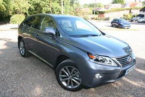 2015 Lexus RX Ultra low mileage 2 Year Lexus Warranty