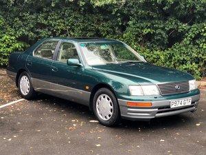 1997 Lexus LS400 4.0 V8 64,000 Miles, 1 Prev Owner For Sale