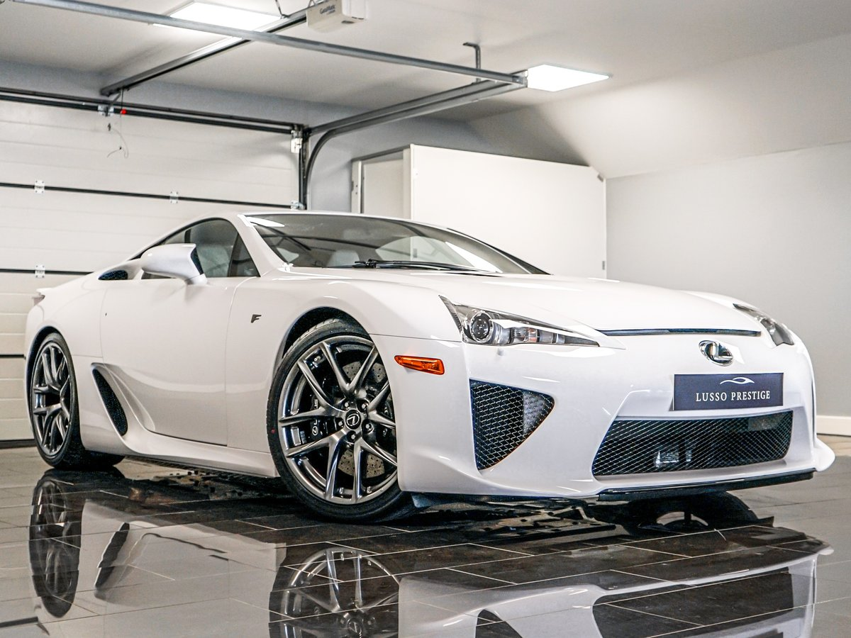 2012 Lexus LFA - Delivery Mileage For Sale (picture 1 of 6)