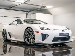 2012 Lexus LFA - Delivery Mileage For Sale