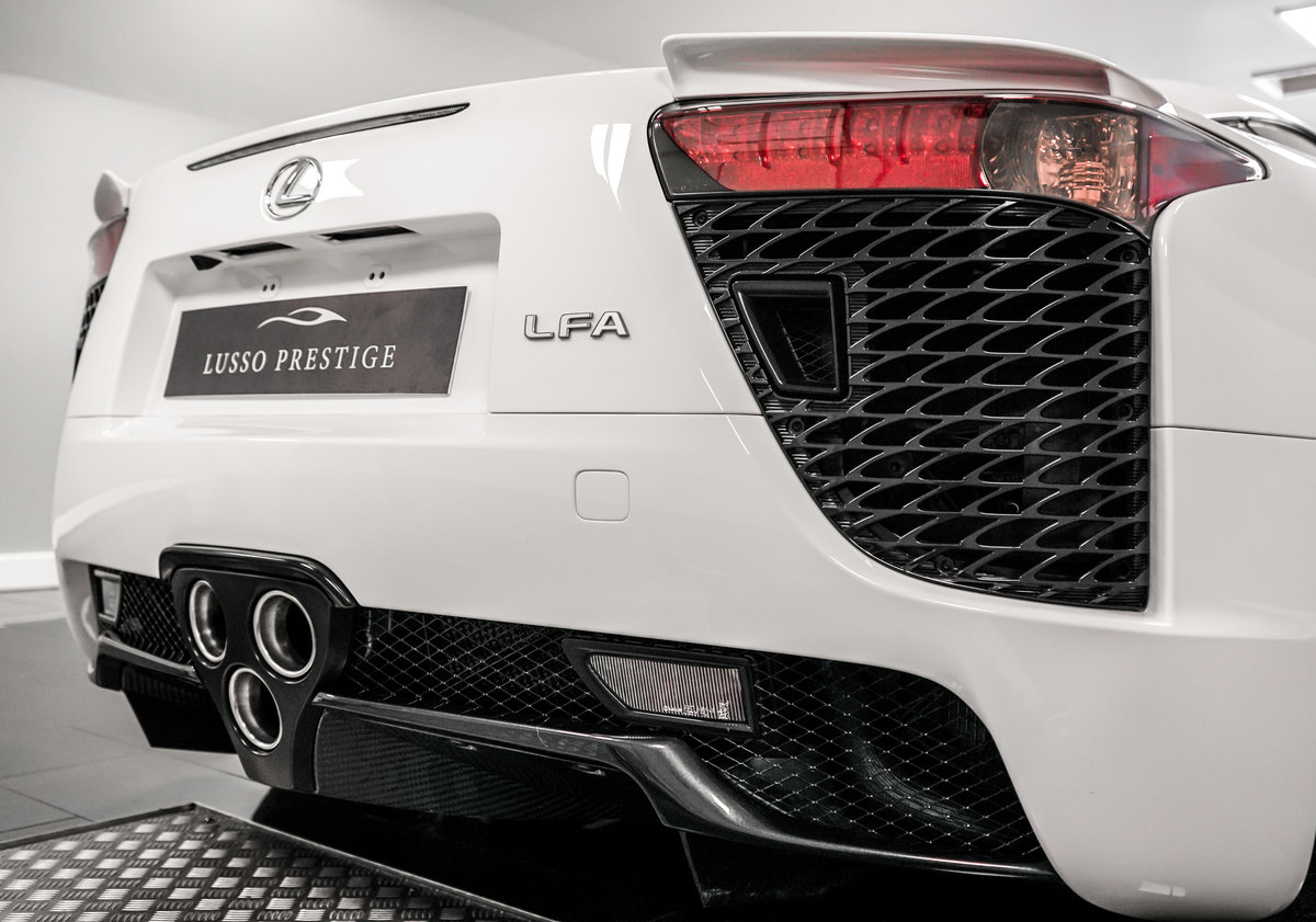 2012 Lexus LFA - Delivery Mileage For Sale (picture 3 of 6)