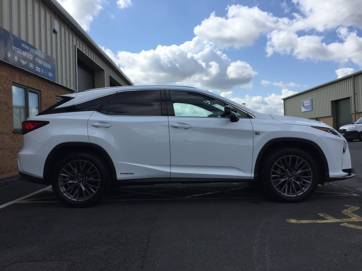 2017 RX 450h Pan Roof, HUD SAT NAV 20 For Sale (picture 3 of 6)
