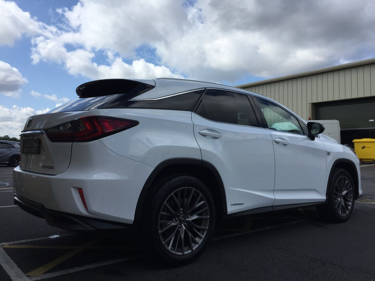 2017 RX 450h Pan Roof, HUD SAT NAV 20 For Sale (picture 4 of 6)