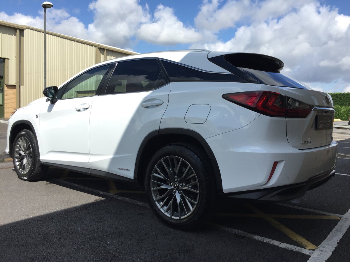 2017 RX 450h Pan Roof, HUD SAT NAV 20 For Sale (picture 5 of 6)