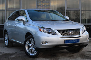 2009 59 LEXUS RX 450H 3.5 SE-I CVT 4X4  For Sale