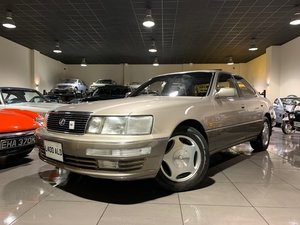 1993 LEXUS LS400 V8 WITH ONLY 44,518 MILES