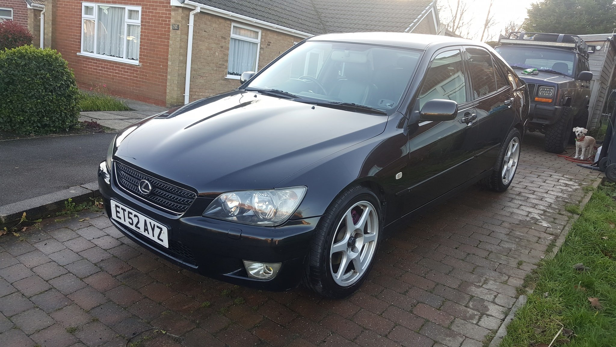 2002 lexus is300 100k miles in black 12 months MOT For Sale (picture 1 of 6)